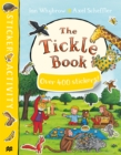 The Tickle Book Sticker Book - Book