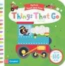 Things That Go - Book
