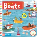 Busy Boats - Book