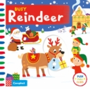 Busy Reindeer - Book