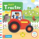 Busy Tractor - Book