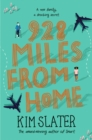 928 Miles from Home - Book