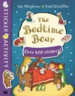 The Bedtime Bear Sticker Book - Book