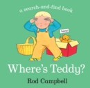 Where's Teddy? - Book