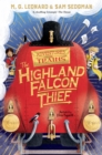 The Highland Falcon Thief - Book