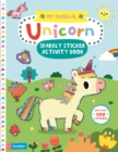 My Magical Unicorn Sparkly Sticker Activity Book - Book