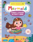 My Magical Mermaid Sparkly Sticker Activity Book - Book