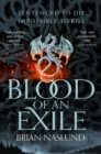 Blood of an Exile - Book