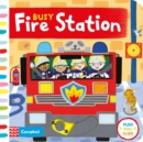 Busy Fire Station - Book