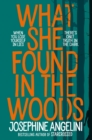 What She Found in the Woods - Book