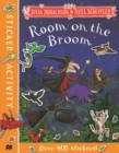 Room on the Broom Sticker Book - Book