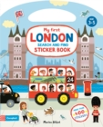 My First London Search and Find Sticker Book - Book