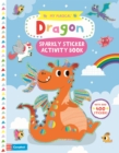 My Magical Dragon Sparkly Sticker Book - Book