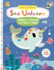 My Magical Sea Unicorn Sparkly Sticker Activity Book - Book