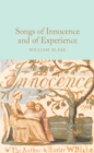 Songs of Innocence and of Experience - Book