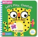 Let's Play, Cheetah - Book
