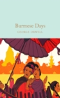 Burmese Days - Book