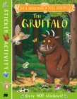 The Gruffalo Sticker Book - Book