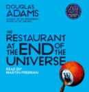 The Restaurant at the End of the Universe - Book