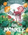 Little Monkey - Book