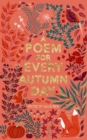 A Poem for Every Autumn Day - Book