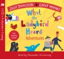 What the Ladybird Heard Adventures - Book