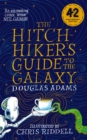 The Hitchhiker's Guide to the Galaxy Illustrated Edition - eBook