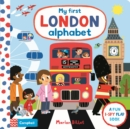 My First London Alphabet - Book