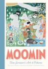 Moomin Pull-Out Prints : Tove Jansson's Art & Pictures - Book