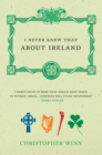 I Never Knew That About Ireland - Book