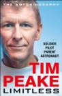 Limitless: The Autobiography : The bestselling story of Britain's inspirational astronaut - Book