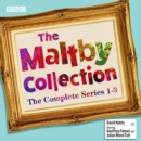 The Maltby Collection: The Complete Series 1-3 - eAudiobook