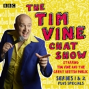 The Tim Vine Chat Show : Series 1 and 2 plus specials - eAudiobook