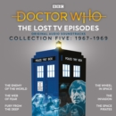 Doctor Who: The Lost TV Episodes Collection Five : Second Doctor TV Soundtracks - Book