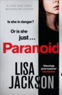 Paranoid : The new gripping crime thriller from the bestselling author - Book