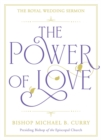 The Power of Love : The Royal Wedding Sermon - Book