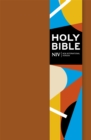 NIV Pocket Brown Soft-tone Bible with Clasp (new edition) - Book