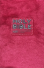 NIV Pocket Fluffy Pink Bible - Book