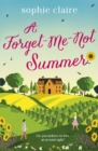 A Forget-Me-Not Summer - eBook