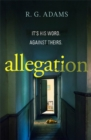 Allegation : the page-turning, unputdownable thriller from an exciting new voice in crime fiction - Book