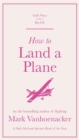 How to Land a Plane - Book