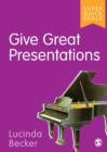 Give Great Presentations - Book