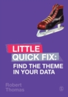Find the Theme in Your Data : Little Quick Fix - Book