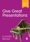 Give Great Presentations - eBook