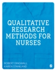 Qualitative Research Methods for Nurses - eBook