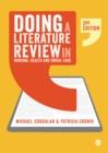Doing a Literature Review in Nursing, Health and Social Care - eBook