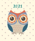 Fashion Diary Owl Square Pocket Diary 2021 - Book