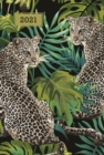 Fashion Diary Tropical Leopards Pocket Diary 2021 - Book
