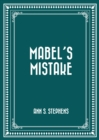 Mabel's Mistake - eBook