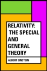 Relativity: The Special and General Theory - eBook